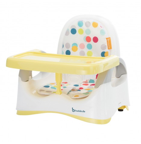 Badabulle Comfort Booster Seat - Yellow