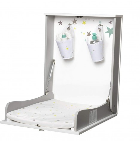 Badabulle Wall Mounted Changing Table