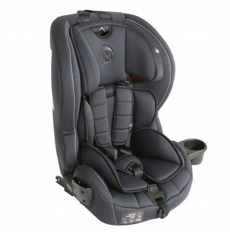 My Child Stirling Group 1/2/3 Isofix Car Seat - Charcoal