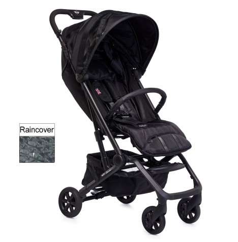 Easywalker Buggy XS - Luxury Black