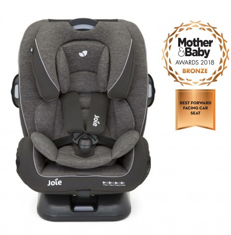 Joie Every Stage FX Isofix Group 0+,1,2,3 Car Seat - Dark Pewter..