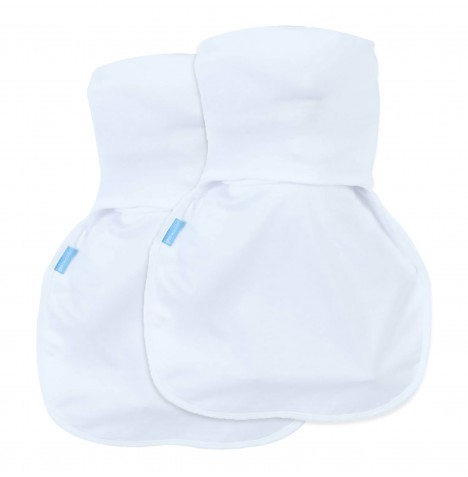 The Gro Company Hip Healthy Groswaddle (Twin Pack) - White