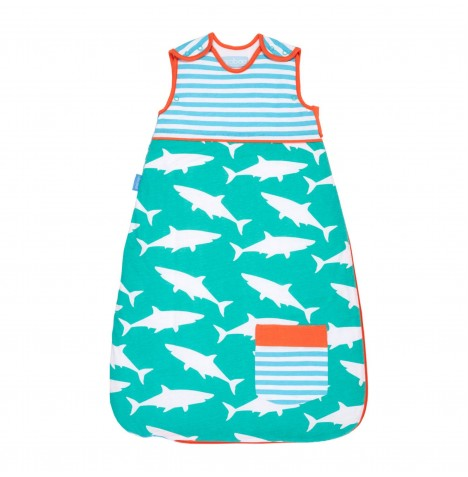 The Gro Company 0-6 Months 1 Tog Grobag / Sleeping Bag - Pocketful Of Fins