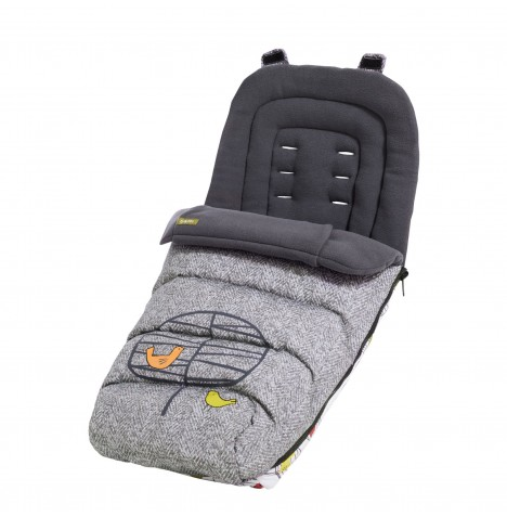 Cosatto Wow Pushchair Footmuff - Dawn Chorus