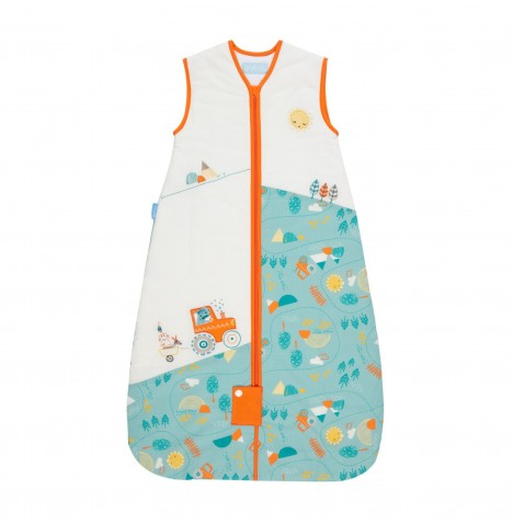 The Gro Company 6-18 Months 2.5 Tog Grobag / Sleeping Bag - Folk Farm