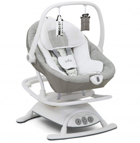Joie Sansa 2in1 Rocker / Soother - Petite City