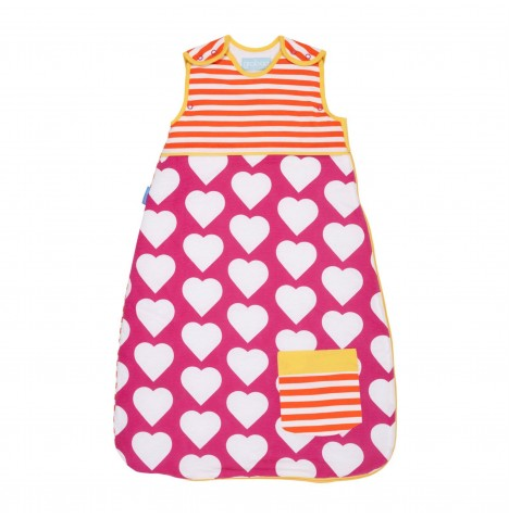 The Gro Company 18-36 Months 2.5 Tog Grobag / Sleeping Bag - Pocketful Of Love