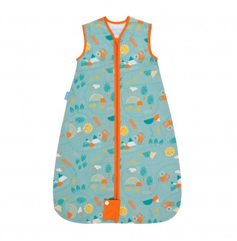 The Gro Company 18-36 Months 1 Tog Grobag / Sleeping Bag - Folk Farm
