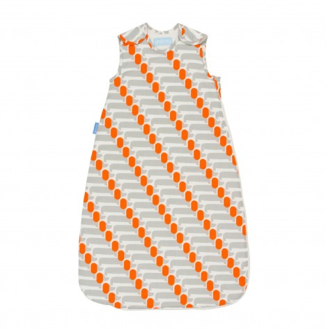 The Gro Company 0-6 Months 2.5 Tog Orla Kiely Grobag / Sleeping Bag - Sausage Dog