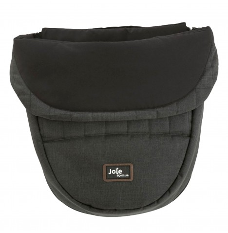 Joie Limited Edition Pushchair Footmuff - Signature Noir