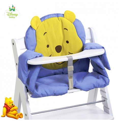 Hauck Disney Alpha Highchair Seat Pad - Winnie The Pooh