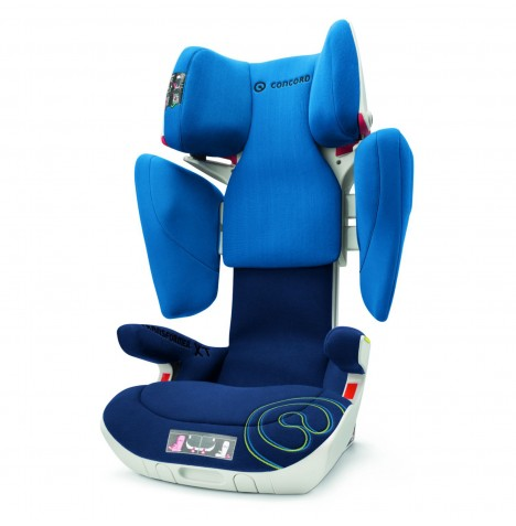 Concord Transformer XT Group 2/3 IsoFix Car Seat - Snorkel Blue