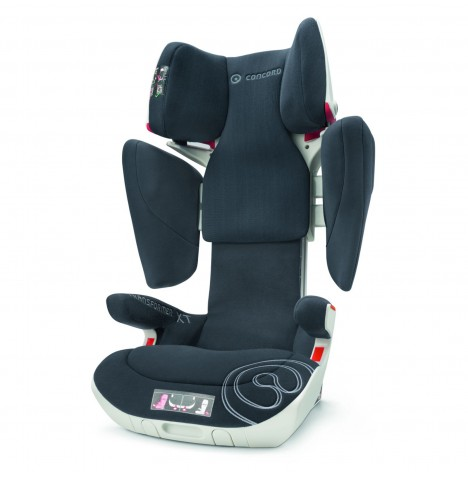 Concord Transformer XT Group 2/3 IsoFix Car Seat - Midnight Black