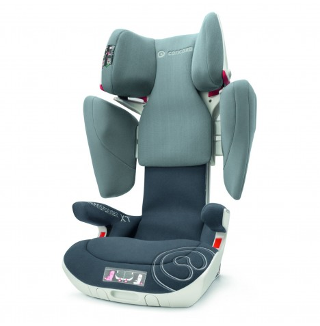 Concord Transformer XT Group 2/3 IsoFix Car Seat - Graphite Grey