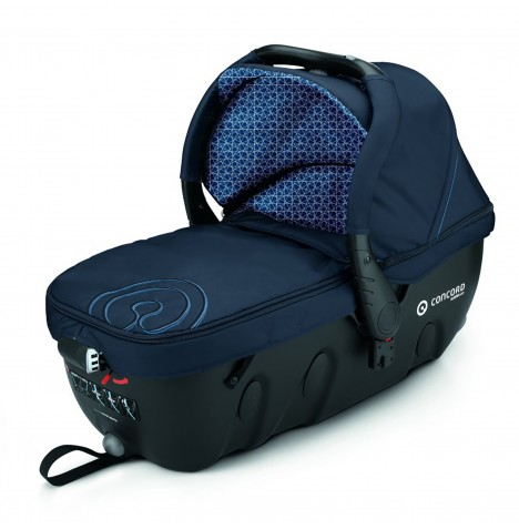 Concord Sleeper 2.0 Carrycot - Deep Water Blue