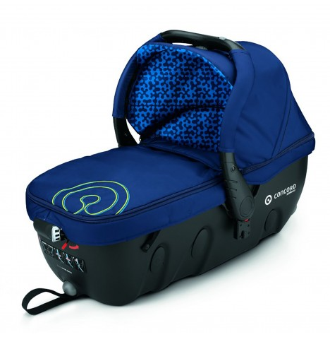 Concord Sleeper 2.0 Carrycot - Snorkel Blue