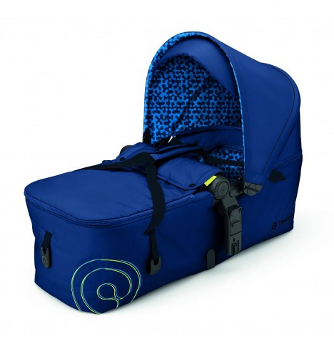 Concord Scout Folding Carrycot - Snorkel Blue