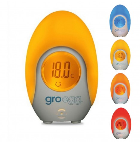 The Gro Company Groegg Nightlight / Thermometer