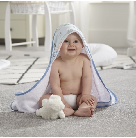 Clair De Lune Luxury Hooded Towel - Forty Winks