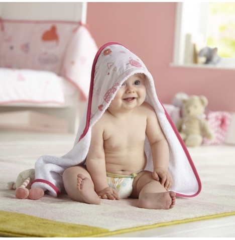Clair De Lune Luxury Hooded Towel - Tippy Toes