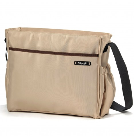 Hauck Lady Changing Bag - Light Brown