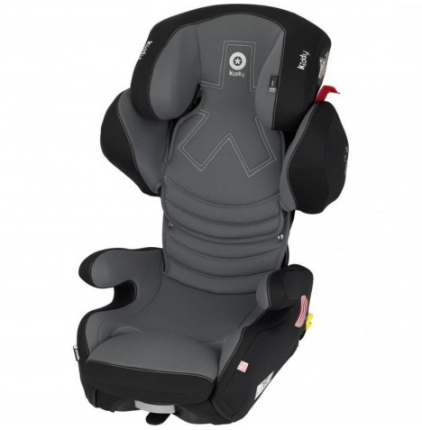 Kiddy Smartfix Group 2,3 Isofix Car Seat - Singapore