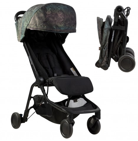 Mountain Buggy Special Edition Nano Stroller - Year Of The Dog