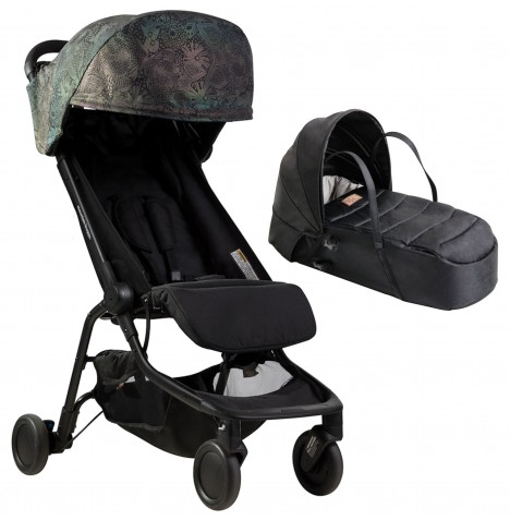 Mountain Buggy Special Edition Nano Stroller & Carrycot - Year Of The Dog