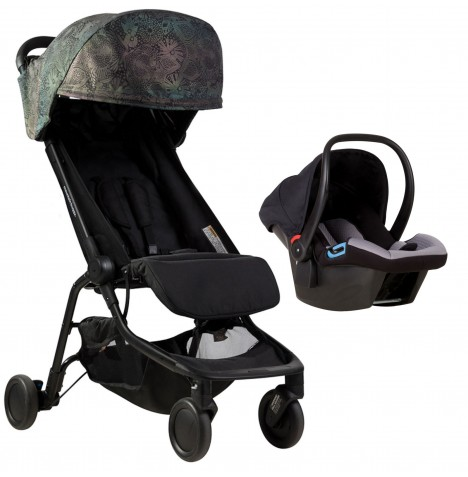 Mountain Buggy Special Edition Nano Travel System - Year Of The Dog