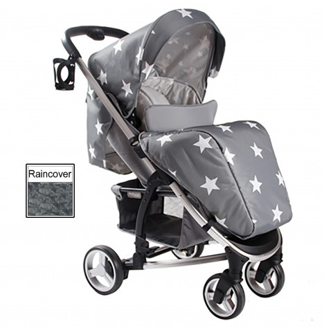 My Babiie MB100 Pushchair *Billie Faiers Signature Range* - Star