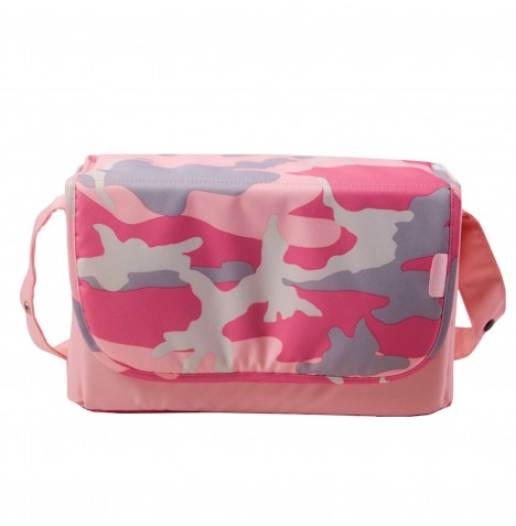 My Babiie Changing Bag - Pink Camo