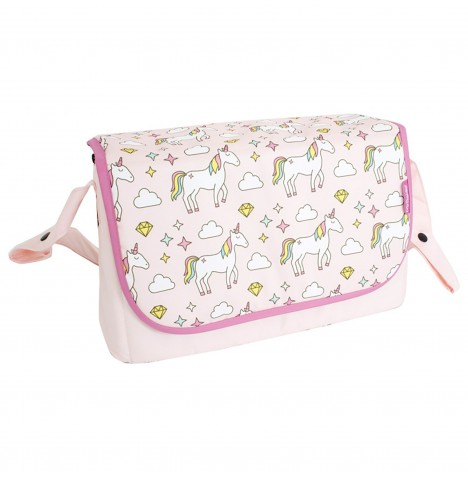 My Babiie Changing Bag - Pink Unicorns