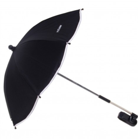 My Babiie Pushchair Sun Parasol - Black