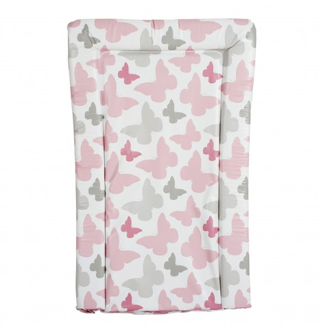 My Babiie *Katie Piper Collection* Changing Mat - Pink Butterflies
