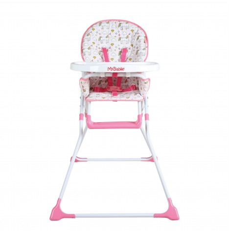 My Babiie MBHC1 Compact Highchair - Unicorn