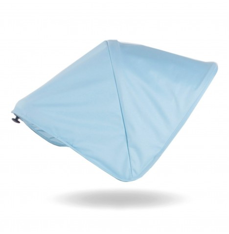 My Babiie Replacement Hood For MB150 Pushchair - Baby Blue