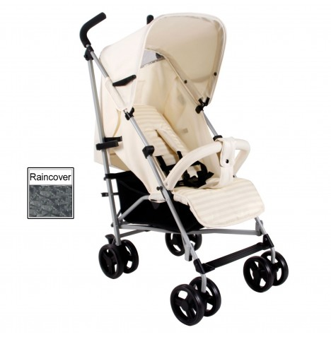 My Babiie MB01 Stroller - Cream