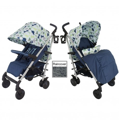 My Babiie MB51 Stroller *Katie Piper Collection* - Dinosaurs