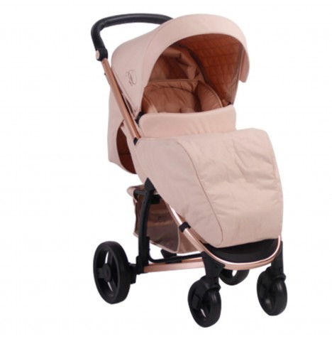 My Babiie MB200 Pushchair *Billie Faiers Signature Range* - Rose Gold & Blush