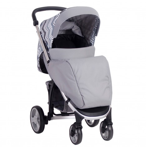 My Babiie MB200 Pushchair *Sam Faiers Dreamiie Collection* - Charcoal Chevron
