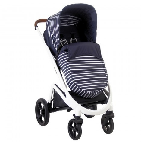 My Babiie MB300 Pushchair *Sam Faiers Collection* - Blue Stripes