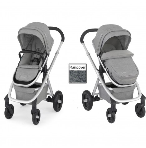 Nuna Ivvi Savi 3in1 Pushchair - Frost