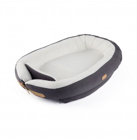 Voski Baby Nest - Dark Grey