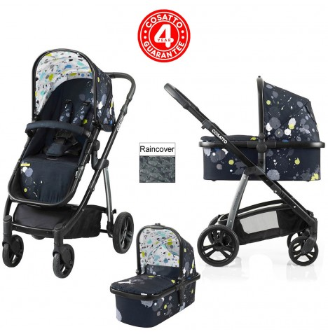 Cosatto Wow 3 in 1 Combi Pushchair - Berlin..