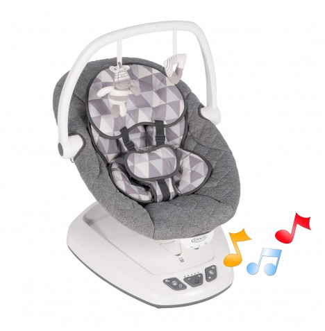 Graco Move With Me Swing - Watney