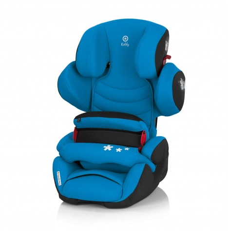 Kiddy Guardian Pro 2 Group 1,2,3 Car Seat - Summer Blue