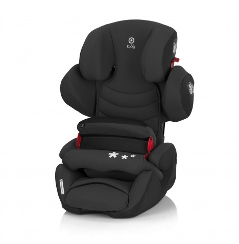 Kiddy Guardian Pro 2 Group 1,2,3 Car Seat - Mystic Black