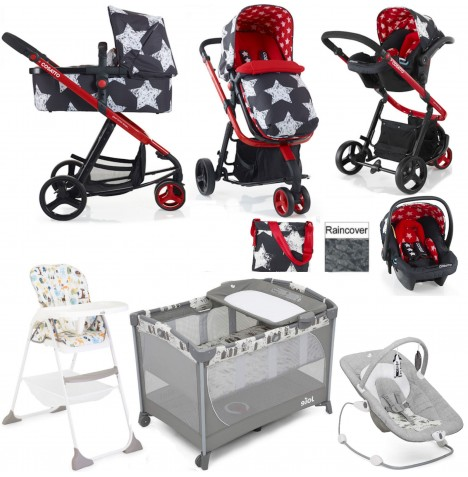 Cosatto / Joie Giggle Everything You Need Hold Travel System Bundle - Hipstar