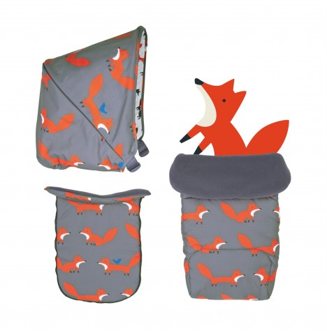 Cosatto Giggle Mix Colour Pack Accessories - Mister Fox