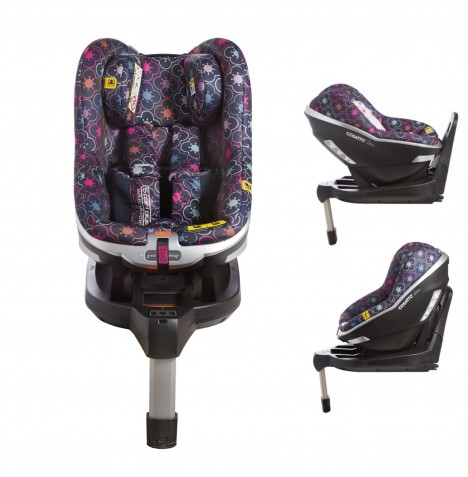Cosatto Den i-Size Group 0+ / 1 Isofix Car Seat with Base - Rosie